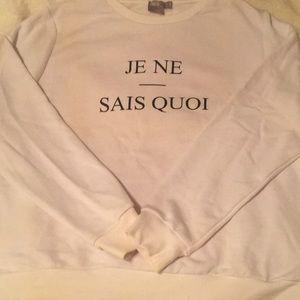 A Certain Something Sweatshirt